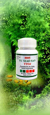 yu xiao san tablets for diabetes